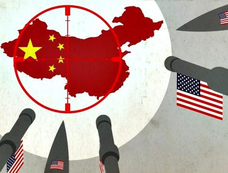 400 BASES MILITARES DE LOS EE.UU. RODEAN A CHINA